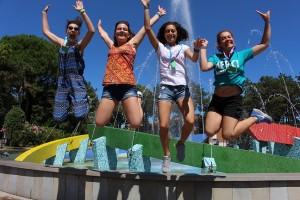 Summer Camp programma Teenager