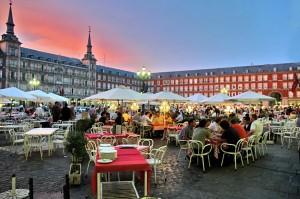 Madrid per i docenti
