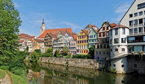 Corso di tedesco a Tubinga