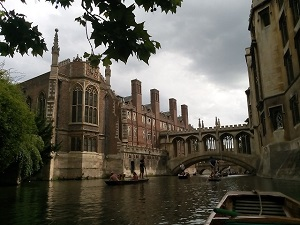 Vacanza studio a Cambridge