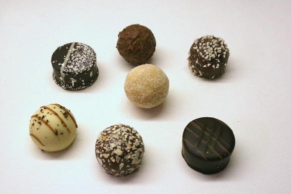 San Valentino cioccolatini