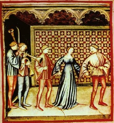 san valentino medioevo