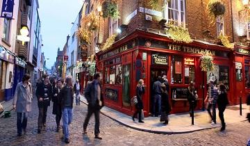 Dublino soggiorno linguistico