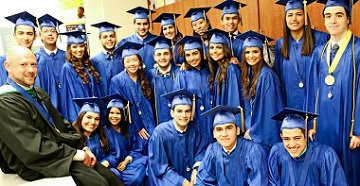 Divine Savior Academy Senior Graduation
