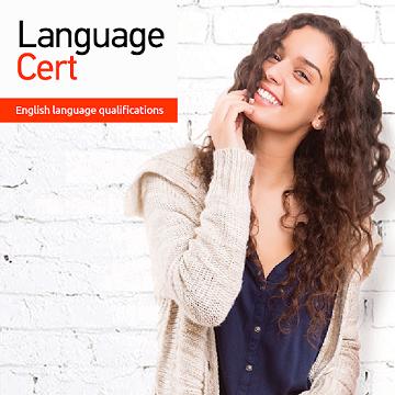 Certificazione Language Cert
