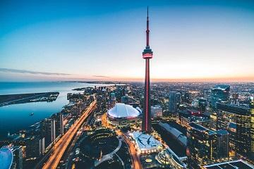 Bando corso di lingue all'estero Toronto