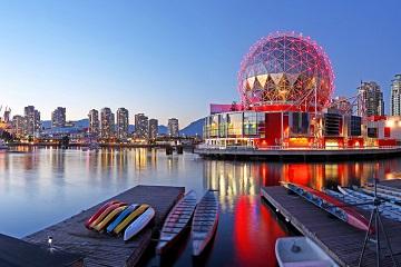 Bando corso di lingue all'estero Vancouver